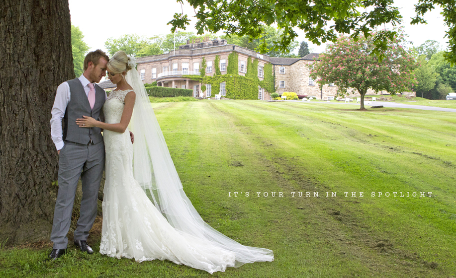 Wedding Photographer for Woodhall Hotel and Spa in Yorkshire