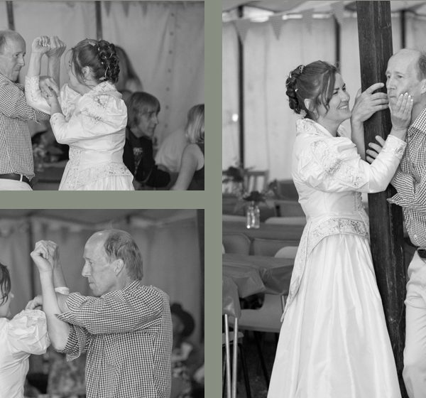 Jennifer and Nigel's wedding at St. Andrews church in Owslebury, Hampshire