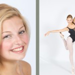 dancer audition photo shoot in surrey, hampshire and london by Martin Bell Photography