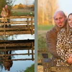 Engagement photo shoot at Botley Park Hotel, Hampshire by Martin Bell Photography