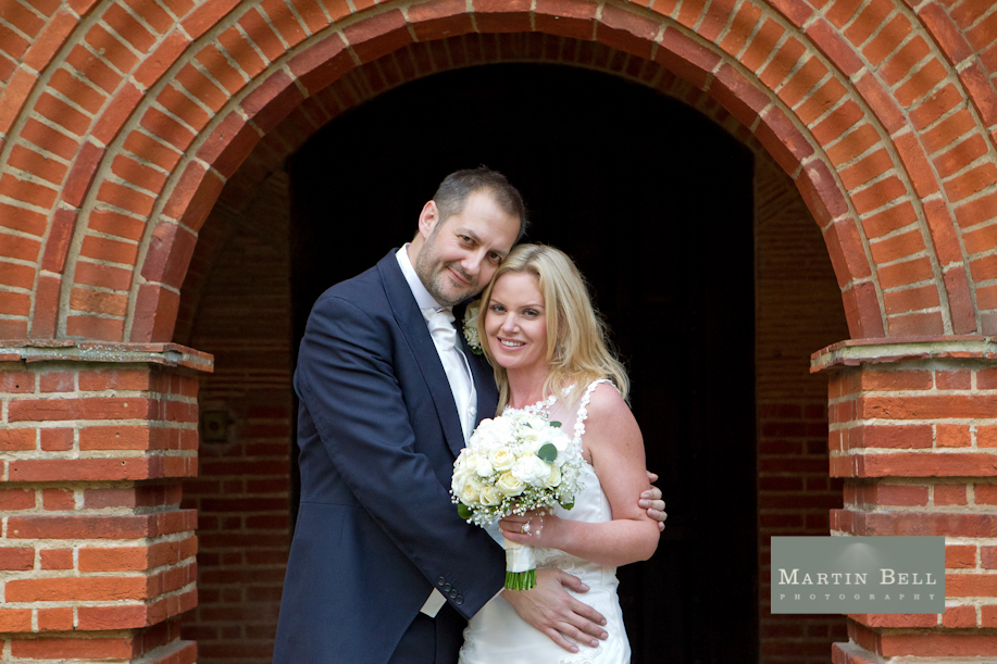 Wedding photographer New Place, Hampshire by Martin Bell Photography