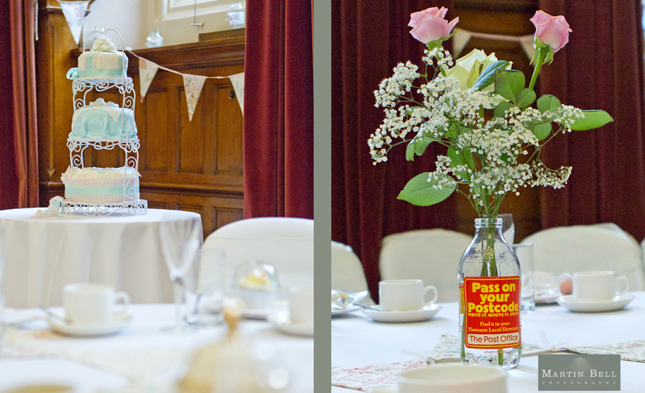 Caroline and Paul's wedding at Winchester Guildhall, Hampshire