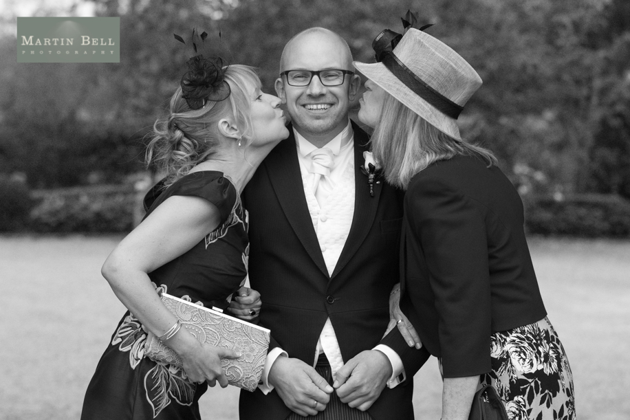 wedding photography hodsock priory, nottinghamshire by Hampshire wedding photographer Martin Bell Photography