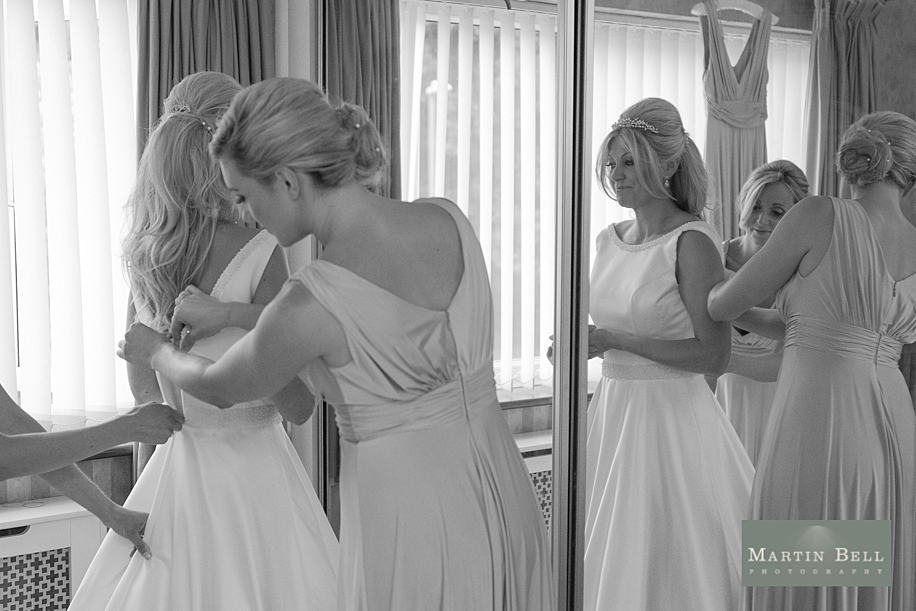 Wedding photos Eastclose Hotel of Natalie and Alan's wedding by Hampshire wedding photographer, Martin Bell Photography