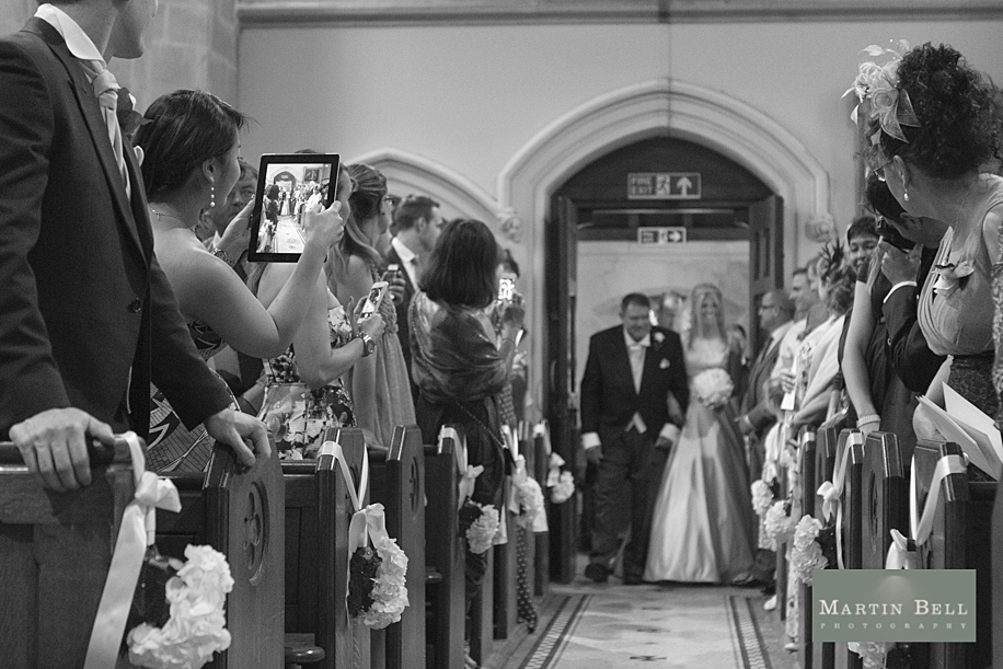 East Close Hotel wedding photographs - Natalie and Alan