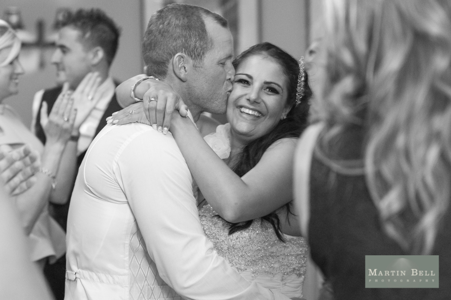 Kerry and Ryan's stunning wedding photos at DeVere New Place, Hampshire by documentary and Fine Art wedding photographer Martin Bell Photography