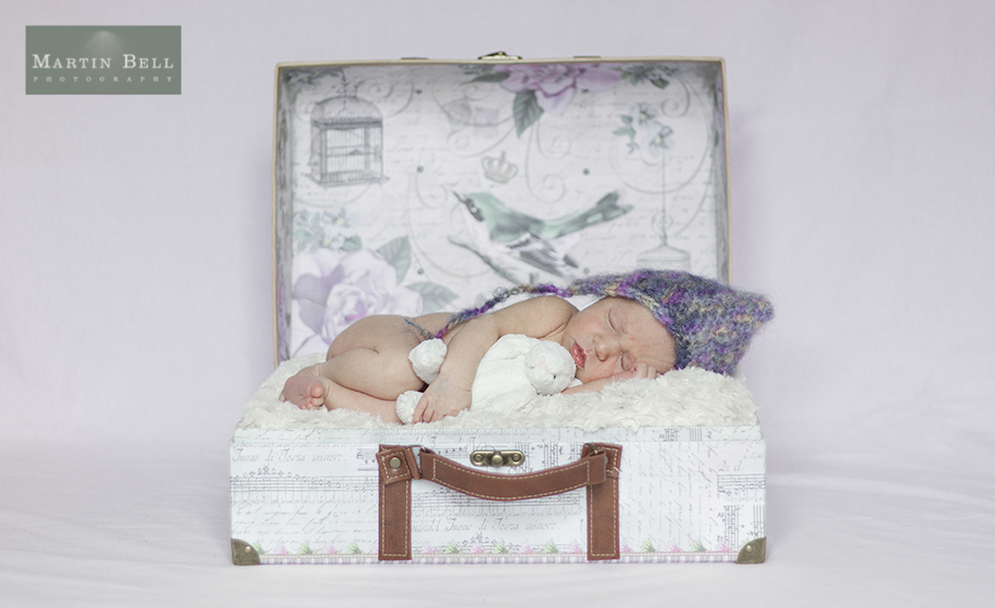 Ella Rose newborn session - Fine Art newborn photography Hampshire