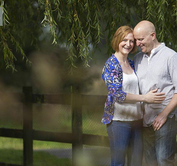 Tithe Barn wedding photographer - Hannah and Marc's engagement photo shoot