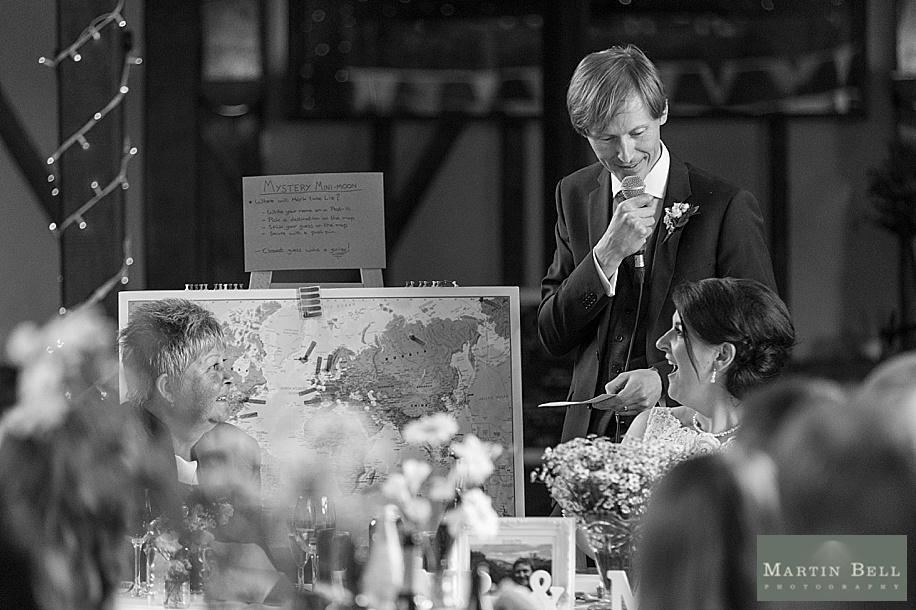 Liz and Mark's Bonhams Barn wedding & Winchester Guildhall wedding by Hampshire wedding photographer, Martin Bell Photography