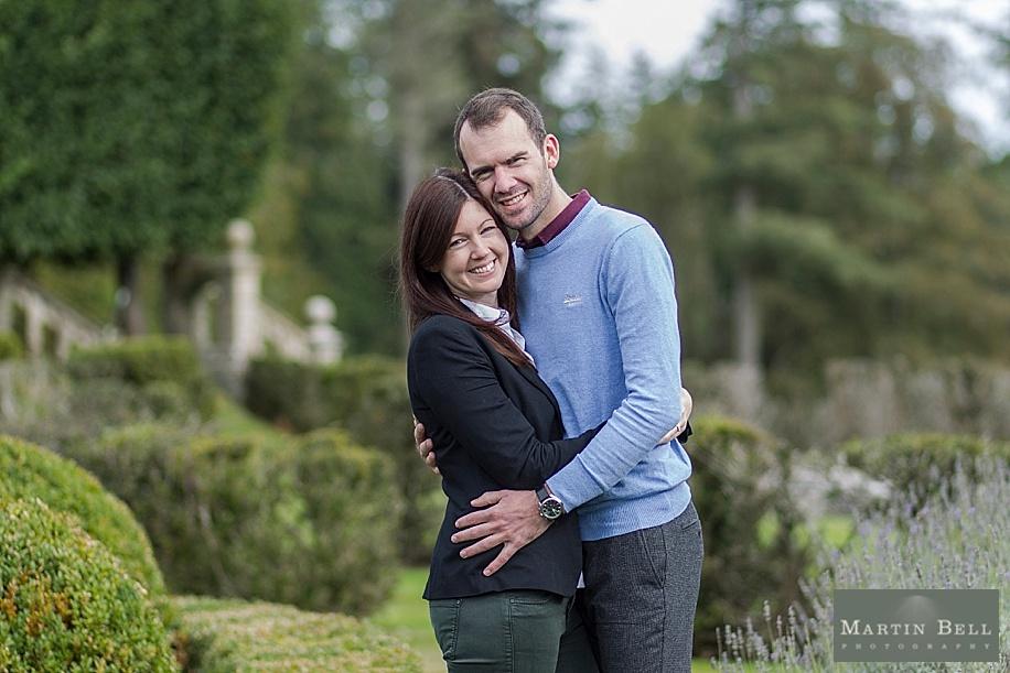 Rhinefield house wedding photographer ~ Kim and Tim's engagement photo shoot