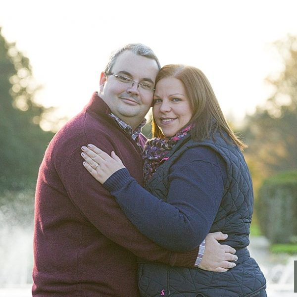 Rhinefield house wedding photographer ~ Leanne and Mark's engagement pictures