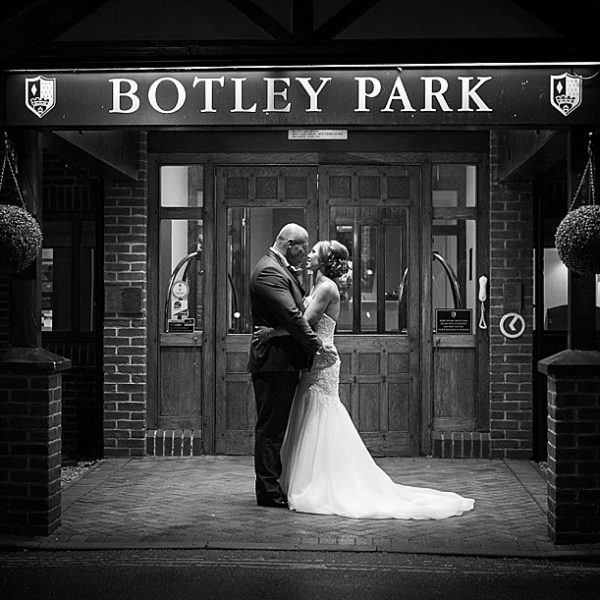 Botley Park Hotel wedding ~ Rachael and Garry