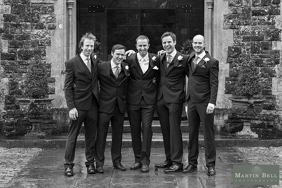 Rhinefield House wedding - family photographs