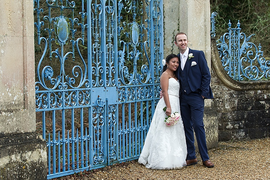 Rhinefield House wedding - wedding photography by Hampshire wedding photographer Martin Bell Photography