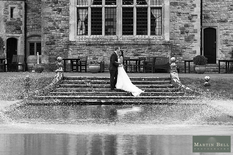 Martin Bell Phortography photographs a Rhinefield House wedding