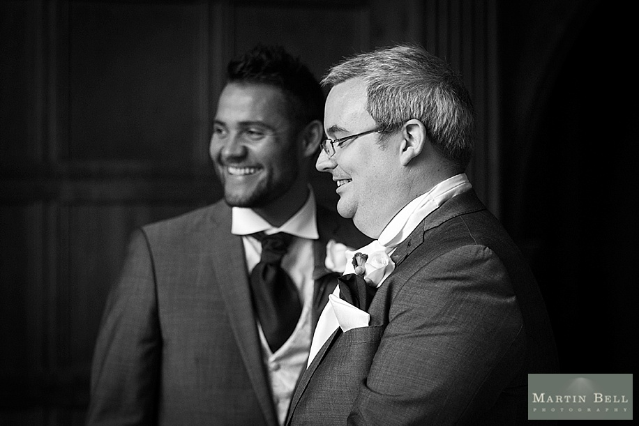 Rhinefield House wedding with Leanne and Mark by Hampshire wedding photographer - Martin Bell Photography