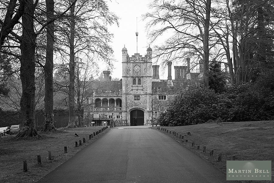 Rhinefield House wedding photography by Martin Bell Photography