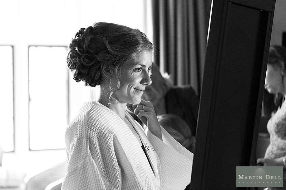 Rhinefield House wedding photography by Martin Bell Photography - Bridal portraiture