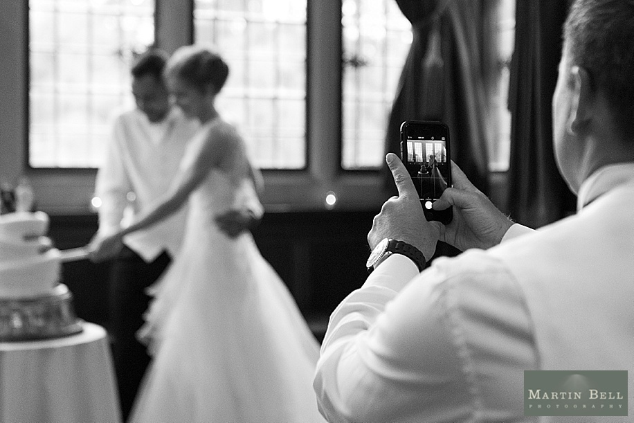 Cool wedding pictures from a Rhinefield House wedding by Martin Bell Photography