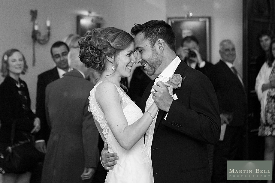 Rhinefield House wedding photographs by Martin Bell Photography - first dance ideas