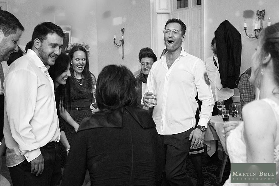 Rhinefield House wedding photographs by Martin Bell Photography - fun wedding photographs
