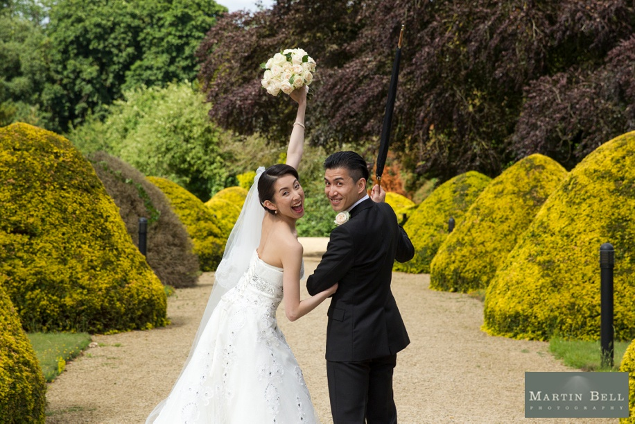 Manor by the Lake wedding - Gloucestershire wedding photographer - Martin Bell Photography