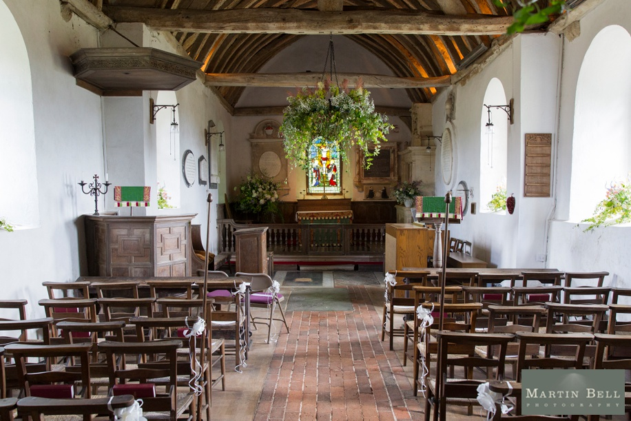 Church wedding ideas in Winchester by Martin Bell Photography