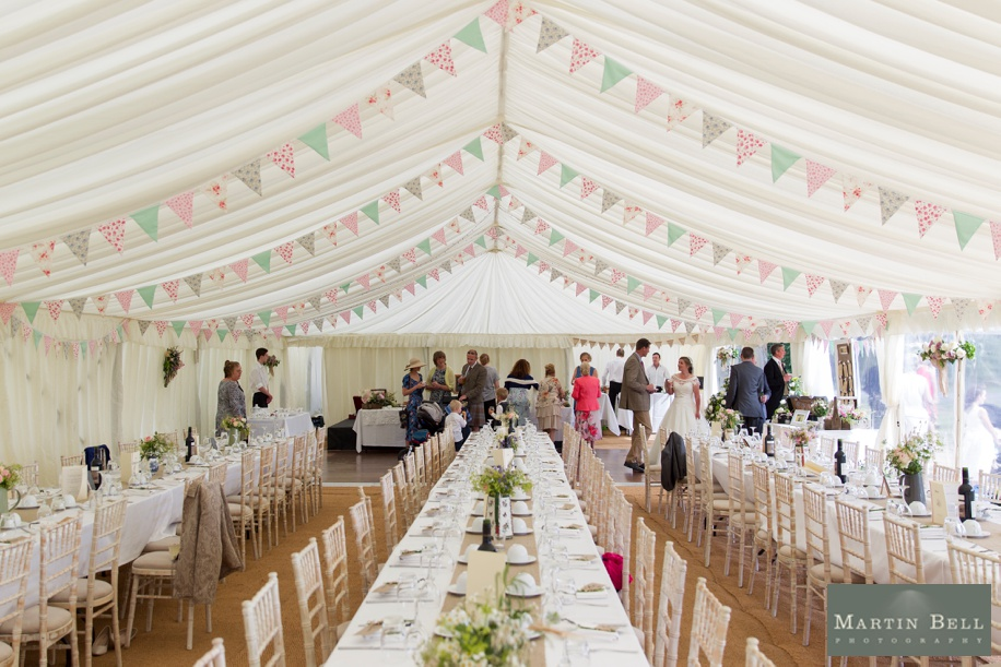 Marquee wedding ideas in Winchester Hampshire
