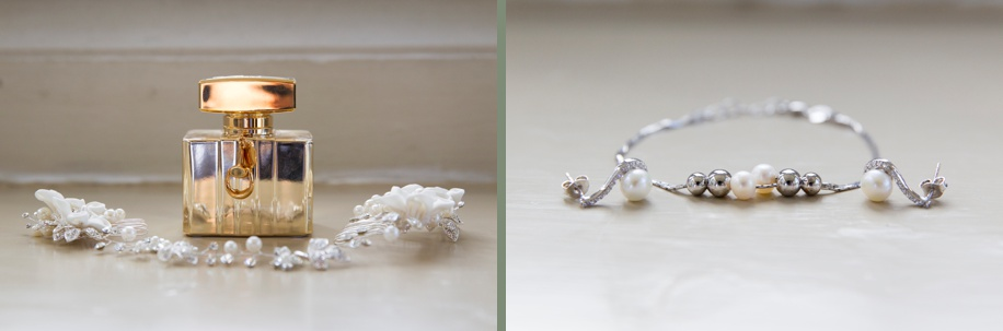Bridal accessory ideas for a New Forest wedding