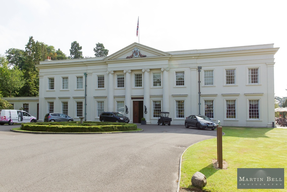 Northcote House - Berkshire wedding venue