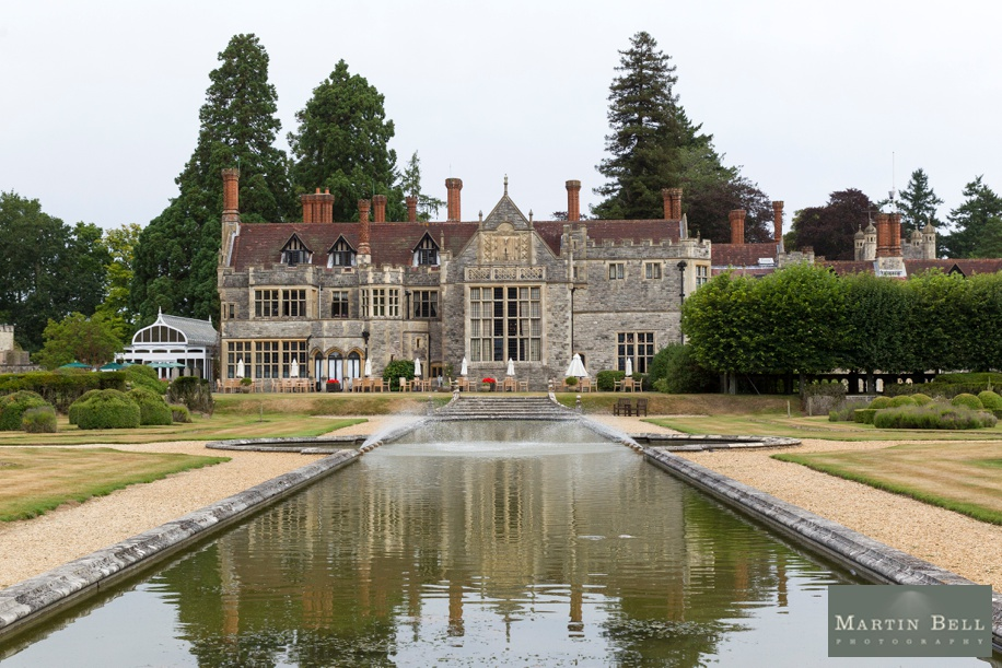 Rhine field House in the New Forest