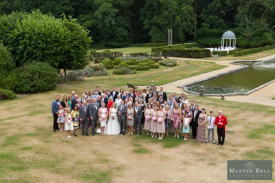 Rhine field House wedding