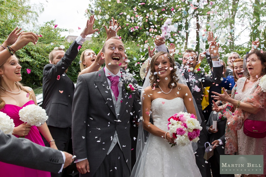 Cool confetti photograph