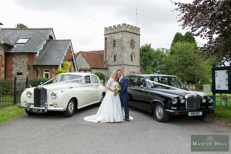 Formal and Group photographs at St Andrews Church in Owslebury