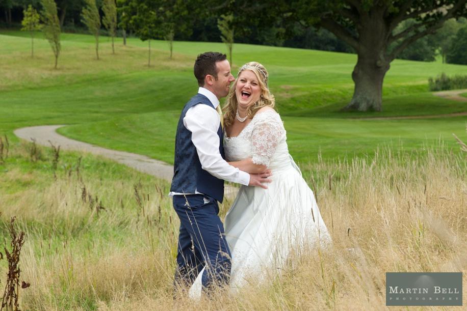 East Horton Golf Club wedding photography ideas