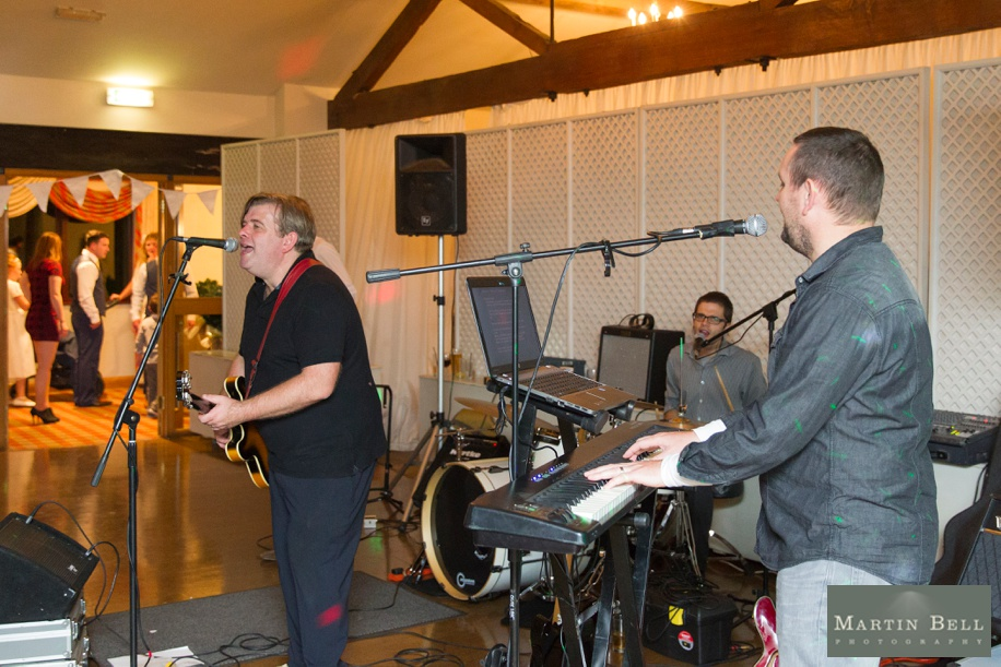 Live band at East Horton Golf Club