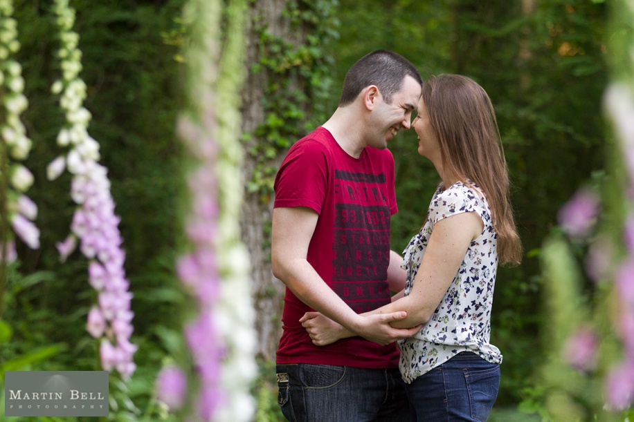 Maxwell Hotel wedding clients - engagement shoot