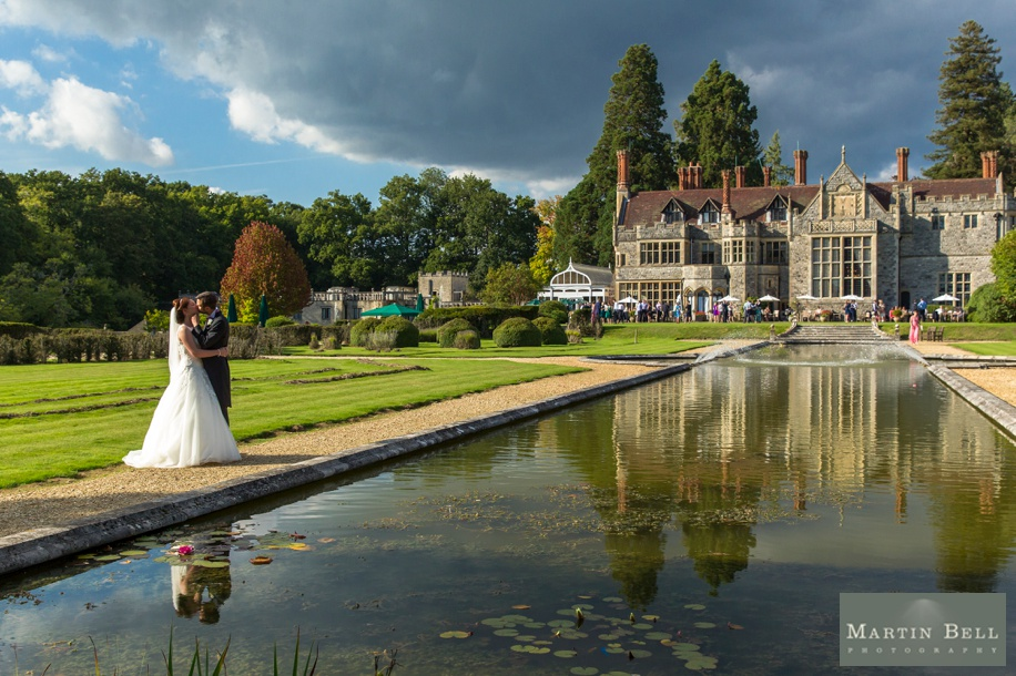 Stunning Rhinefield House wedding photography