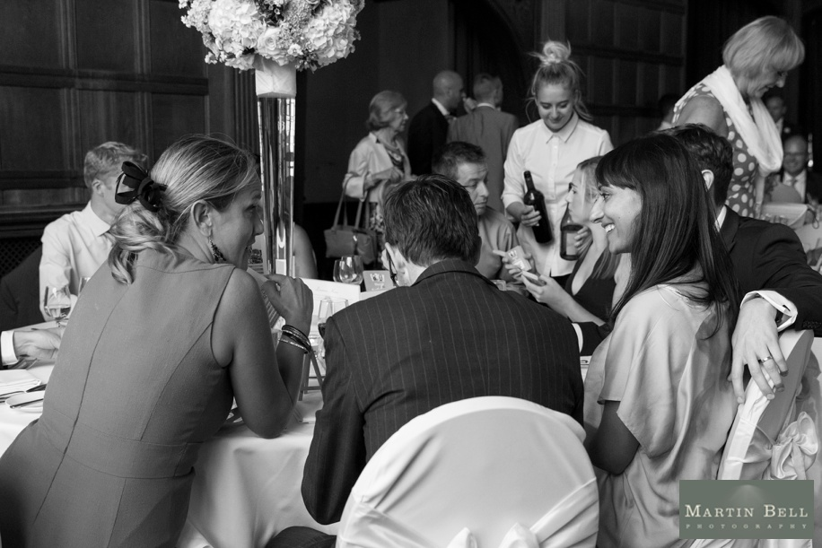 Wedding photographer Hampshire - Documentary wedding photographs at Rhinefield House