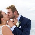 Beautiful Spitbank Fort wedding photography - Martin Bell Photography