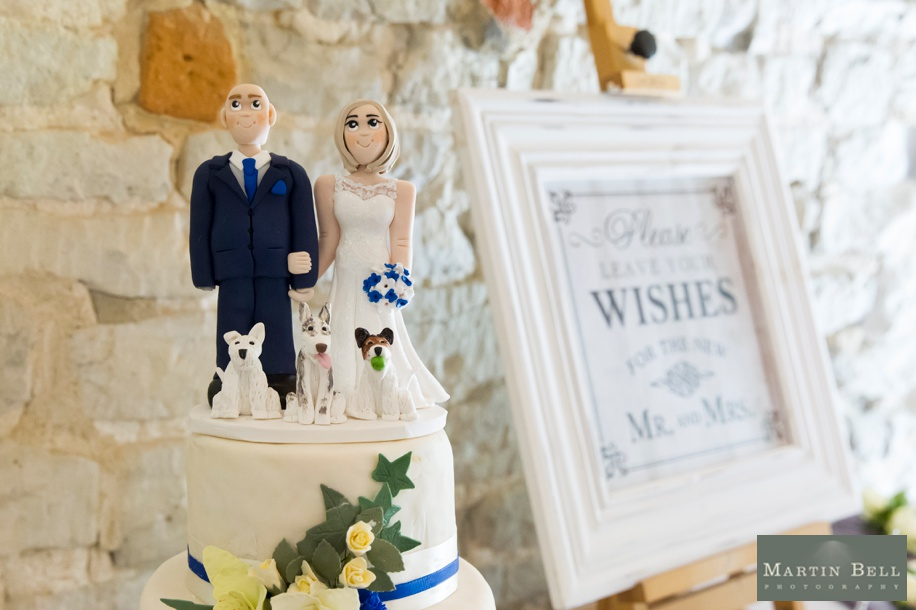 Bride and Groom cake topper wedding ideas