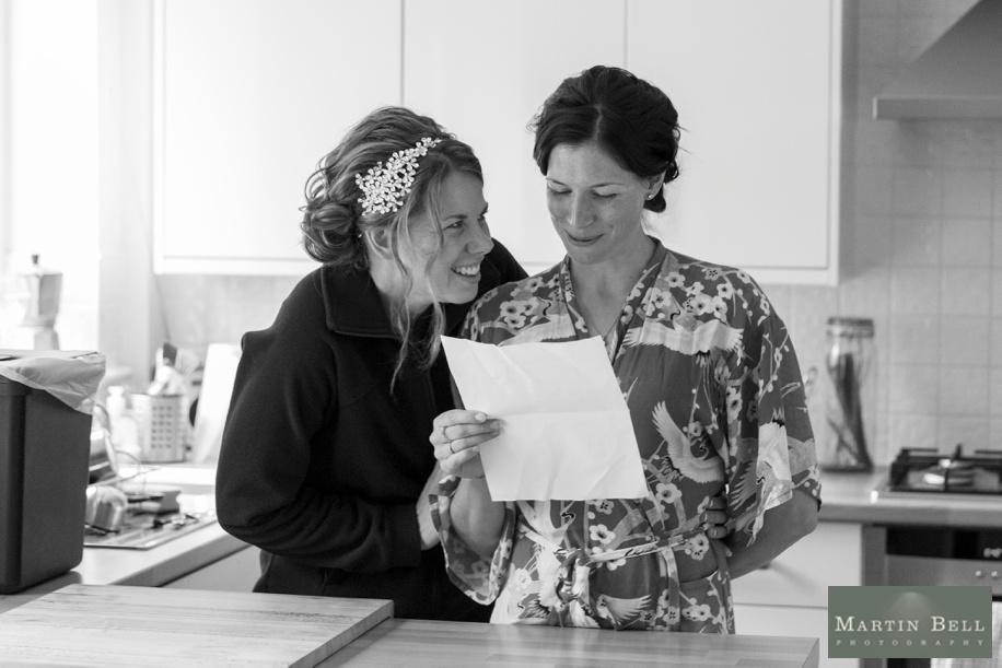 Bridal preparations - documentary wedding photography