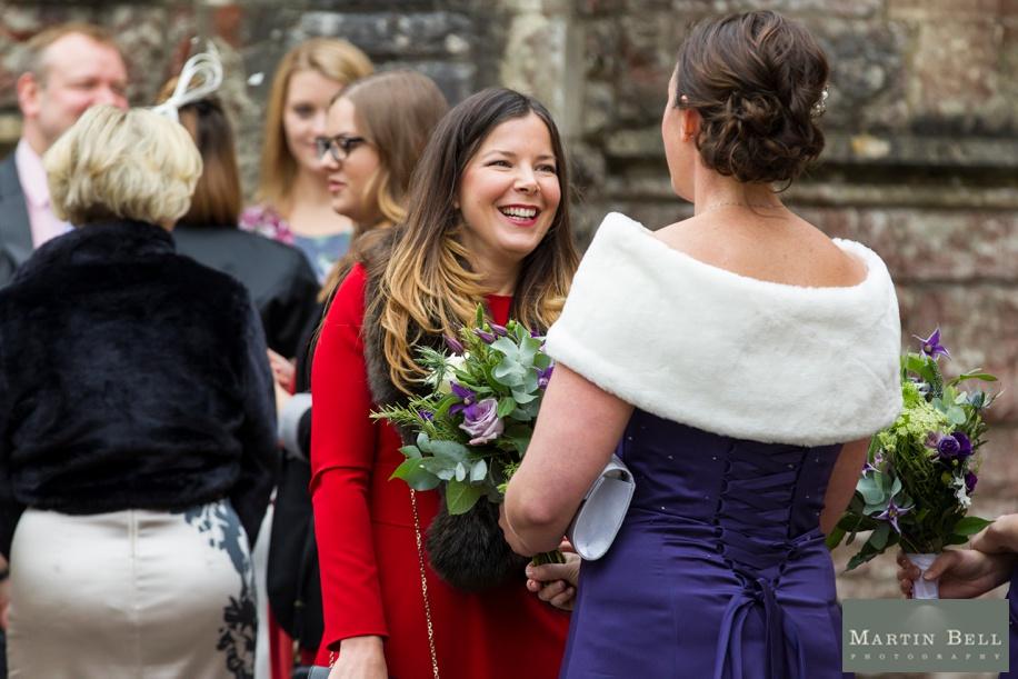 Wedding photographer Hampshire - St Thomas All Saints Church, Lyminton wedding