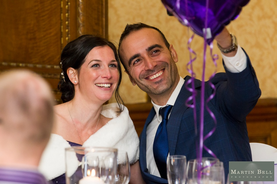 Documentary wedding photography at Elmers Court
