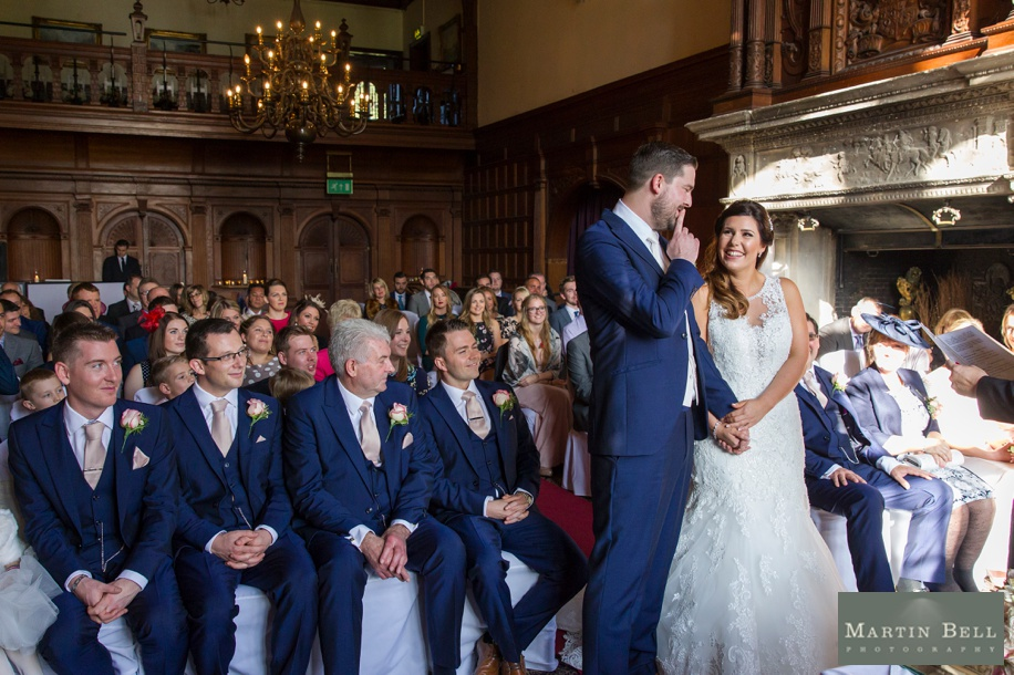 Wedding photograph Hampshire - Fun wedding photography - Rhinefield House wedding