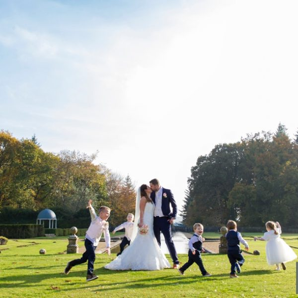 Rhinefield House wedding photography : Lucy and Ian