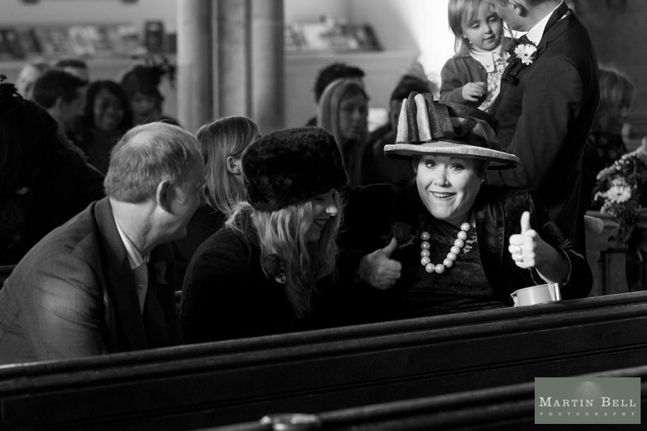 Sarum St Martins Church in Salisbury wedding