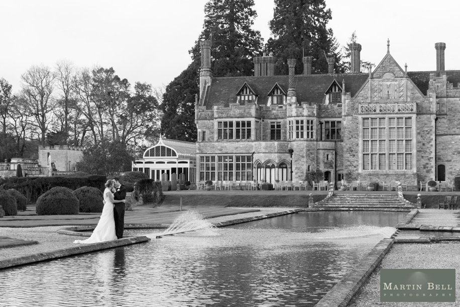Amazing Rhinefield House wedding photographs by Rhinefield House wedding photographer - Martin Bell photography