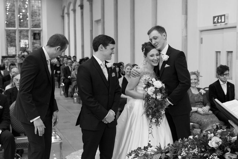 Highcliffe Castle wedding - Documentary and reportage wedding photography