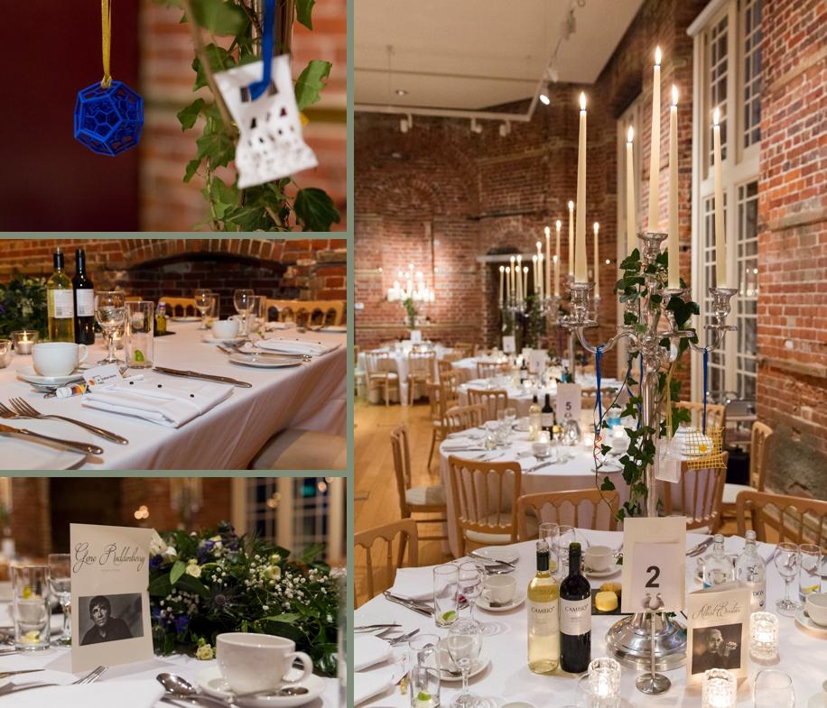 Highcliffe Castle weddings - Amazing wedding breakfast ideas